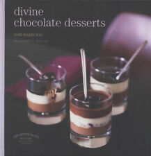 Les petits plats franais: Divine chocolate desserts by Jos+ Mar+chal (Hardback)