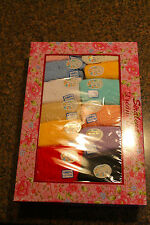 Plus Size 10 3X Women's Siralena 12 Pair Cotton Pretty Colors Multi-Color Briefs