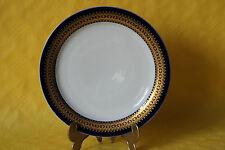 Thomas Porzellan Rotunda Kobalt Goldbordüre Speiseteller Teller    24,3 cm