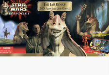 Star Wars Jar Jar Binks 3-D Adventure (NEW & Unopened) **Brand New and Unopened*