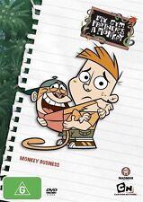 My Gym Partner's a Monkey : Vol. 2 - Monkey Business (Eps7-13) DVD NEW