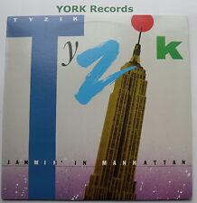 TYZIK - Jammin' In Manhattan - Excellent Con LP Record Polydor 422-821 605-1