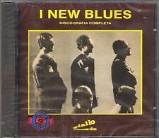 """I NEW BLUES - RARO CD CELOPHANATO """" DISCOGRAFIA COMPLETA GIALLO RECORDS """""""