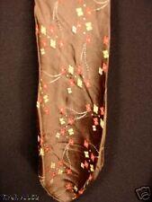 Vintage 588ms satin soie cravate
