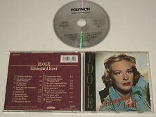 HILDEGARD KNEF/HILDEGARD KNEF(POLYPHON/816 879-2)CD ALBUM