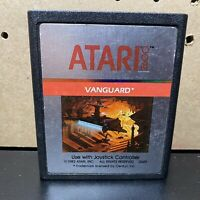 Vanguard (Atari 2600, 1983) Video Game Cartridge Only TESTED - Fast Shipping