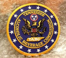 Patch, Un-Used, Tennessee Alcoholic Beverage Commission