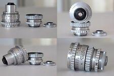 Cine Lens Kodak Ektar 15mm F2.5 c-mount