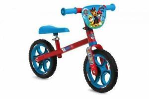 Smoby Paw Patrol First Bike Laufrad Dreirad Metallrad Fahrzeug Roller