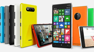 Nokia lumia 830 8gb smartphone various GRADED