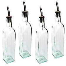 Buy4& Save! Tablecraft Glass Bottle Olive Oil Dispenser 16 Oz.4 Pack