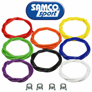 Silicone Vacuum Hose Pipe Samco Sport Water Air Dump Valve Turbo Boost line Tube