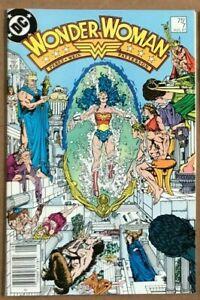 Wonder Woman 7 George Perez 1st Appearance Barbara Minerva Cheetah WW84 NM
