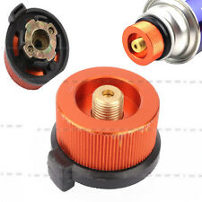 Outdoor Burner Conversion Head Stove Tank Gas Bottle Adaptor Stove Connector NEW