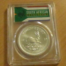 South Africa Krugerrand 2019 PCGS MS69 silver 99.9% 1 oz
