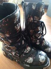 New Rock Boots Herren Gr 43 Gothic