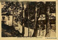 ABETONE - Staz. Clim. m. 1400 s. m. - Chalet al Passo 1936