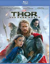 Thor: The Dark World (Blu-ray 2014)  FREE FIRST CLASS SHIPPING!!