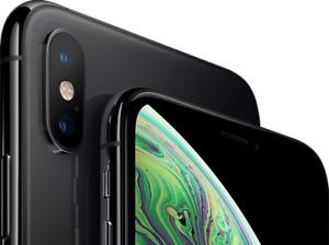 Neu Apple iPhone XS - 64GB - Space Grau (Ohne Simlock) Schnelle Lieferung