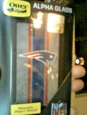 Alpha Glass Screen Protector - New England Patriots - IPHONE - 6  6s  7 AND 8