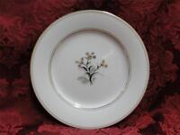 """Noritake Winton, 5521, Gold Flowers: Bread Plate (s), 6.25"""""""