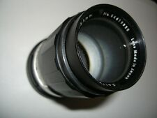 Soligor Objektiv 1:3,5/135mm für Icarex