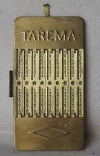 "ANTIQUE GERMAN MECHANICAL CALCULATOR SLIDE ADDER / TRONCET / ""TAREMA"""