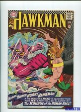 HAWKMAN #15 1964 Silver Age issue The Scourge of the Human Race! DC Comics FN