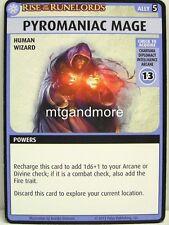 Pathfinder Adventure Card Game - 1x Pyromaniac Mage - Sins of the Saviors