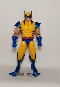 """Marvel Legends 6"""" X-Men Apocalypse Wave Wolverine Logan Tiger Stripe Jim Lee"""