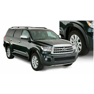 Bushwacker OE Style Front and Rear Fender Flares For Toyota Sequoia