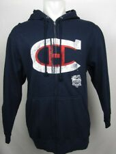 Montreal Canadiens NFL G-III Men's Full Zip Winter Classic Hoodie