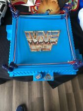 WWF Hasbro Wrestling Ring Post X1 bleu-ringpost Original Officiel WRESTLING