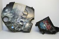 BMW E90 E91 E92 E93 3er Abdeckung akustik ansauggeräuschdämpfer 7797410 7797460