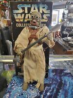 "1999 Hasbro Star Wars Collector Series Tusken Raider 12"" Action Figure"
