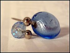 Ring Lara IN Murano Glass To Size Fit Warranty Three