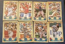 2019 Topps Gypsy Queen Veterans Rookies You Pick From List Judge Acuna Trout