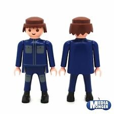 Playmobil Basic Figure: Mechanic Construction Worker Builder Boiler Suit Crafts