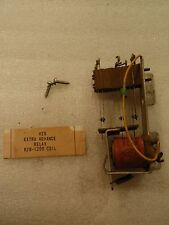 Chicago Coin Hollywood Pinball #20 Extra Advance Relay Switch & K28-1200 Coil!