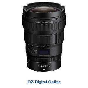 New Nikon NIKKOR Z 14-24mm F2.8 S Lens 1 Year Au Warranty