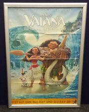 Filmposter zum DVD Blu-Ray Film Vaiana A1 Plakat Filmplakat Bild Disney Neuware