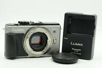 Panasonic Lumix DMC-GX1 16MP Digital Camera Body Micro 4/3                  #096