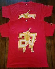 Set of 2 Mike Trout Promo T-Shirts Mens XLLos Angeles Angels Anaheim MLB