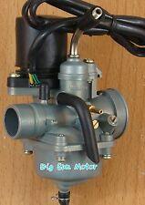 Carburetor for 2-Stroke Dinli 50cc 70cc 90cc 100cc 110cc ATV Carb Electric chock