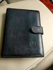 Mercedes-Benz Genuine Vintage Leather ID Document Passport Credit Card Holder