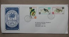Seychelles Ornithological Congress First Day Cover cover - 1976 FDC 1st postal