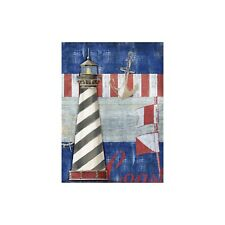Coast Lighthouse All Occasions Greeting Card & Envelope by Tree Free