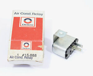 1973 Chrysler Dodge Plymouth Air Conditioning Relay ~ 15-888 ~ 3744281