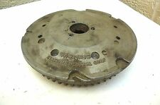 EVINRUDE 15hp OUTBOARD ENGINE FLYWHEEL ELECTRIC START - 1974