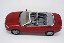 SIKU 1339 AUDI A4 CABRIO 3.2 FSI Car in Metallic Color & In Very Good Condition